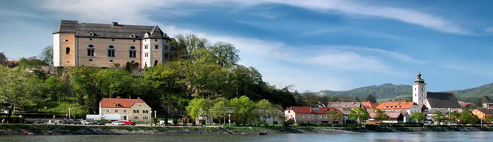 Het Donaufietspad